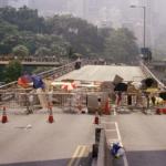 Lele Saveri, Hong Kong Barricades, 2014_00 © Lele Saveri